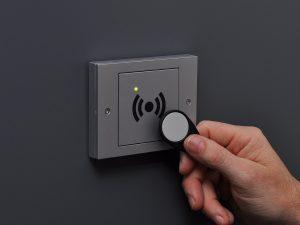 RS 2110 Wandterminal für die elektronischer Zutrittssteuerung